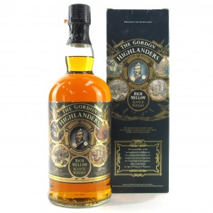 Gordon Highlanders Scotch Whisky 1 Litre