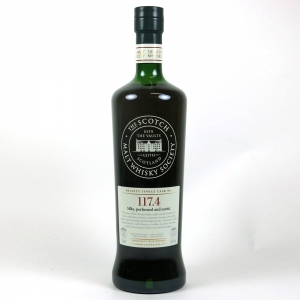 Cooley 1991 SMWS 22 Year Old 117.4