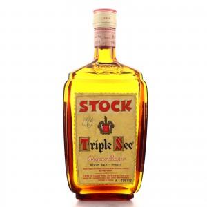 Stock Triple Sec Liqueur