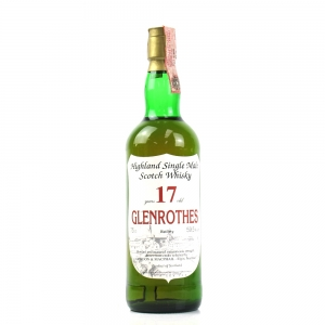 Glenrothes 17 Year Old Sestante