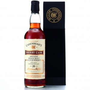 Benrinnes 2000 Cadenhead's 20 Year Old Sherry Cask