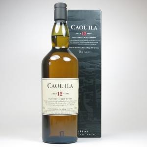 Caol Ila 12 Year Old 1 Litre