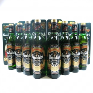 Glenfiddich Clans of the Highland Collection (8 x 75cl)