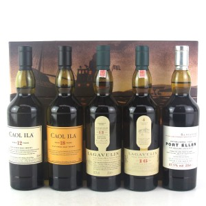Classic Islay Collection 2005 / including Port Ellen 5th Release