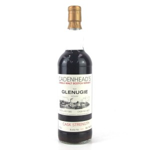 Glenugie 1980 Cadenhead's Single Cask #3657