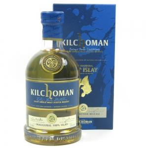 Kilchoman Inaugural 100% Islay