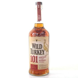 Wild Turkey 101 Proof / Signed