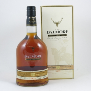 Dalmore 1973 Gonzalez Byass Finish 30 Year Old front