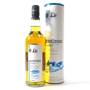 AnCnoc 16 Year Old / Signed