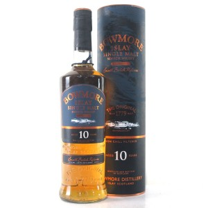 Bowmore 10 Year Tempest Old Batch #1