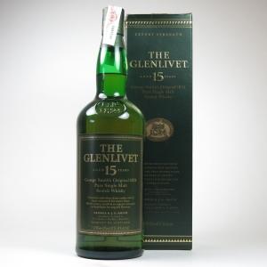 Glenlivet 15 Year Old 1 Litre