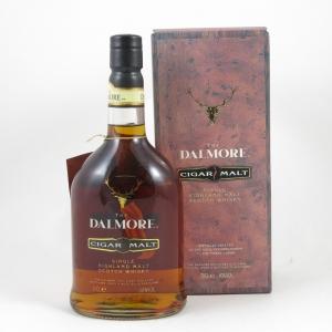 Dalmore Cigar Malt front