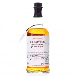 Balvenie 1966 Vintage Cask 30 Year Old #6425 75cl / US Import