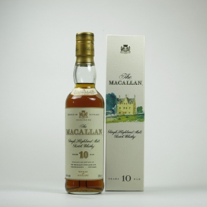 Macallan 10 Year Old 1990s 35cl