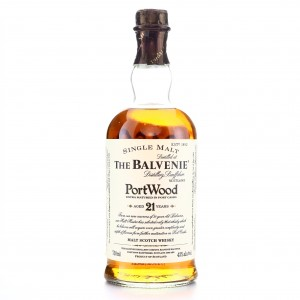 Balvenie 21 Year Old Port Wood 75cl / US Import