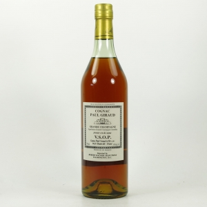 Paul Giraud Grande Champagne Cognac V.S.O.P. 75cl / US Import
