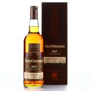 Glendronach 2007 Single PX Cask 12 Year Old #6769