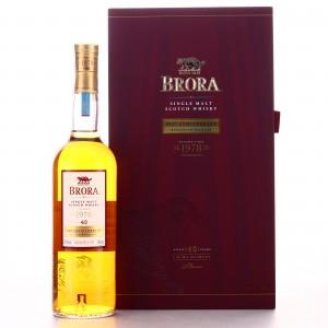 Brora 1978 40 Year Old / 200th Anniversary