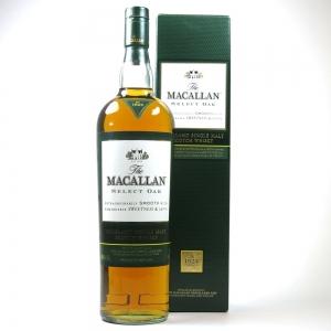 Macallan 1824 Select Oak 1 Litre