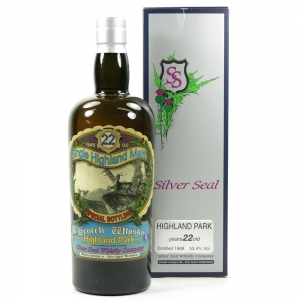 Highland Park 1988 Silver Seal 22 Year Old