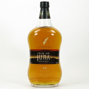 Jura 10 Year Old Legacy 1 Litre