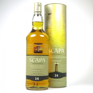 Scapa 14 year Old 1 Litre