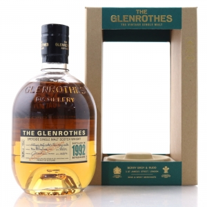 Glenrothes 1992 / Second Edition