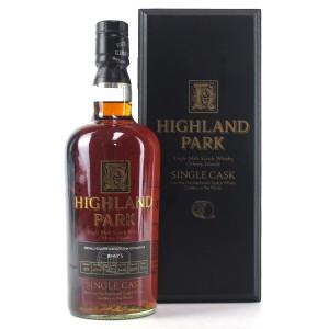 Highland Park 1973 Single Cask 33 Year Old #11308 / Binny's