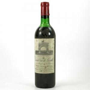Grand Vin De Leoville Medoc 1970