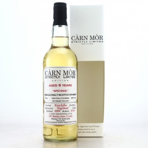 Knockando 2009 Carn Mor 6 Year Old