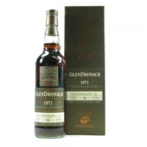 Glendronach 1971 Single Cask 39 Year Old