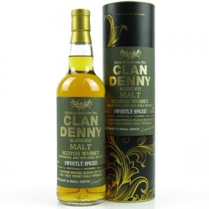 Sweetly Spiced Blended Malt Scotch Whisky / Clan Denny