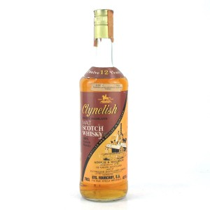 Clynelish 12 Year Old Ainslie and Heilbron 1979