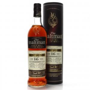 Secret Speyside 2002 Maltman 16 Year Old / Macallan