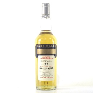 Dailuaine 1973 Rare Malt 22 Year Old 20cl / 61.80%