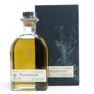 Talisker 1973 28 Year Old Single Cask Oddbins' Exclusive