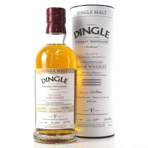 Dingle Irish Single Malt Small Batch No. 2 / Bourbon and Sherry Casks