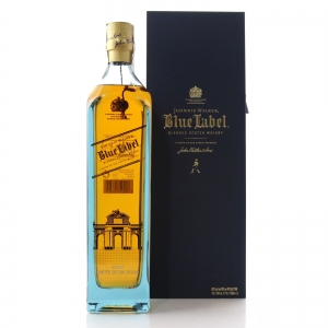 Johnnie Walker Blue Label Madrid Limited Edition