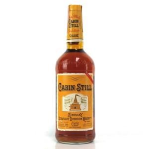 Cabin Still 5 Year Old Bourbon 1 Quart 1970s / Stitzel-Weller