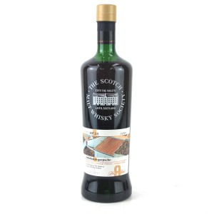 Glenallachie 9 Year Old SMWS 107.13 / Spirit of Speyside 2018