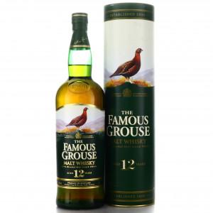 Famous Grouse 12 Year Old Malt 1 Litre
