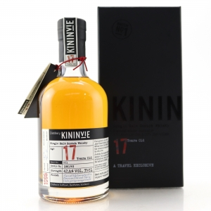 Kininvie 1996 17 Year Old Batch #001 35cl