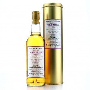 Port Ellen 1982 M&H Cask Selection