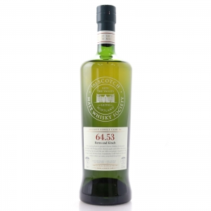 Mannochmore 2001 SMWS 12 Year Old 64.53