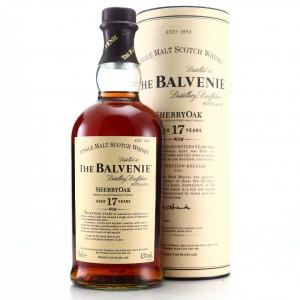Balvenie 17 Year Old Sherry Oak 2007 / First Release