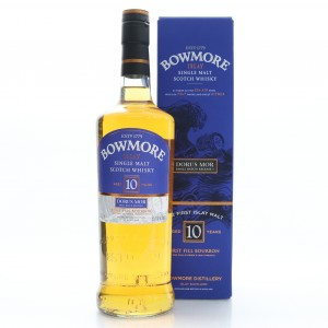 Bowmore 10 Year Old Dorus Mor Batch 1 75cl / US Import