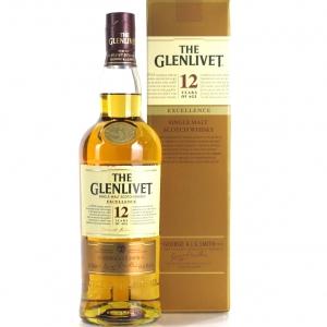 Glenlivet 12 Year Old Excellence