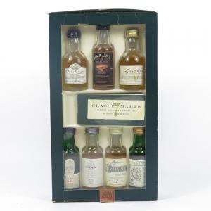 Classic Malt 7 x 5cl Gift Set (Including Blair Athol)