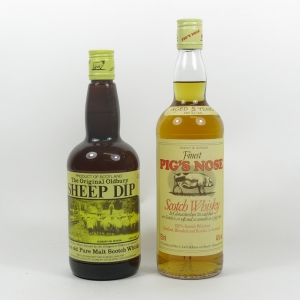 Sheep Dip and Pigs Nose (Old Style)