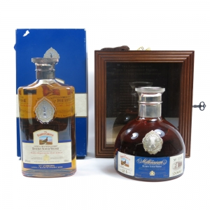 Famous Grouse 21 Year Old Open Championship Millenium Edition and St Andrews Open Championship 2000